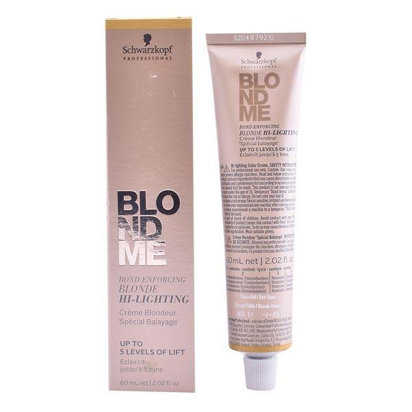 Mascarilla Aclarante Rubios Blondme Schwarzkopf (60 ml)