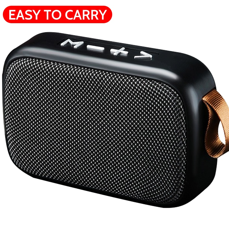 Portátil inalámbrico pequeño Altavoz Bluetooth caja de música altavoz blutooth para teléfono