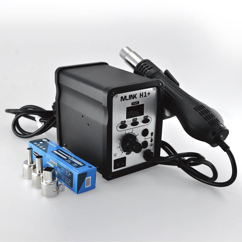 MLINK H1 Hot air soldering station + digital control and memories