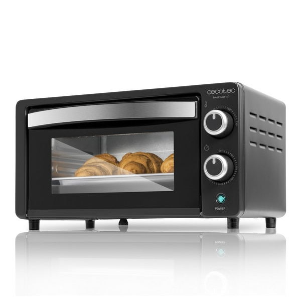 Mini Horno Eléctrico Cecotec Baken Toast 1000W