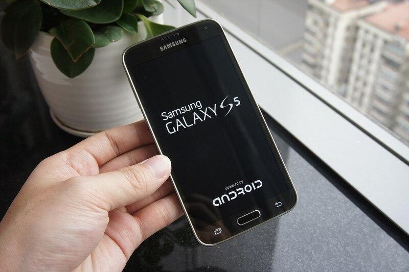 Samsung Galaxy S5 G900F 2GB RAM 16GB ROM 5,1 pulgadas Smartphone desbloqueado...