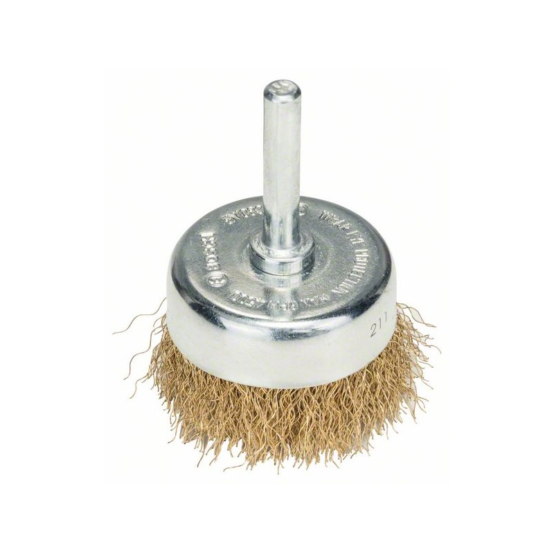 BOSCH-brosse (type verre), laiton plaqué 50 mm 0,2mm