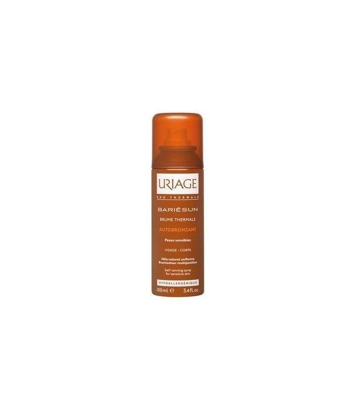 Uriage Bariesun Bruma Spray autobronzant 125 ml