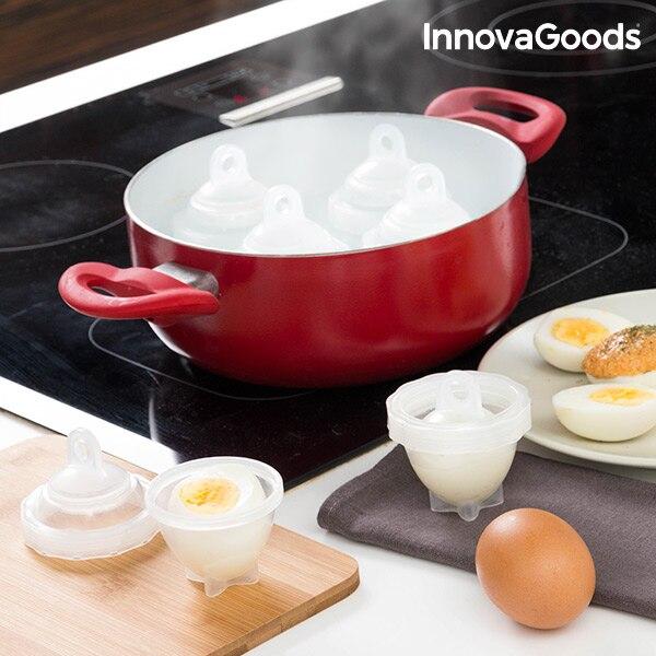 InnovaGoods яичный котел набор (упаковка из 7)