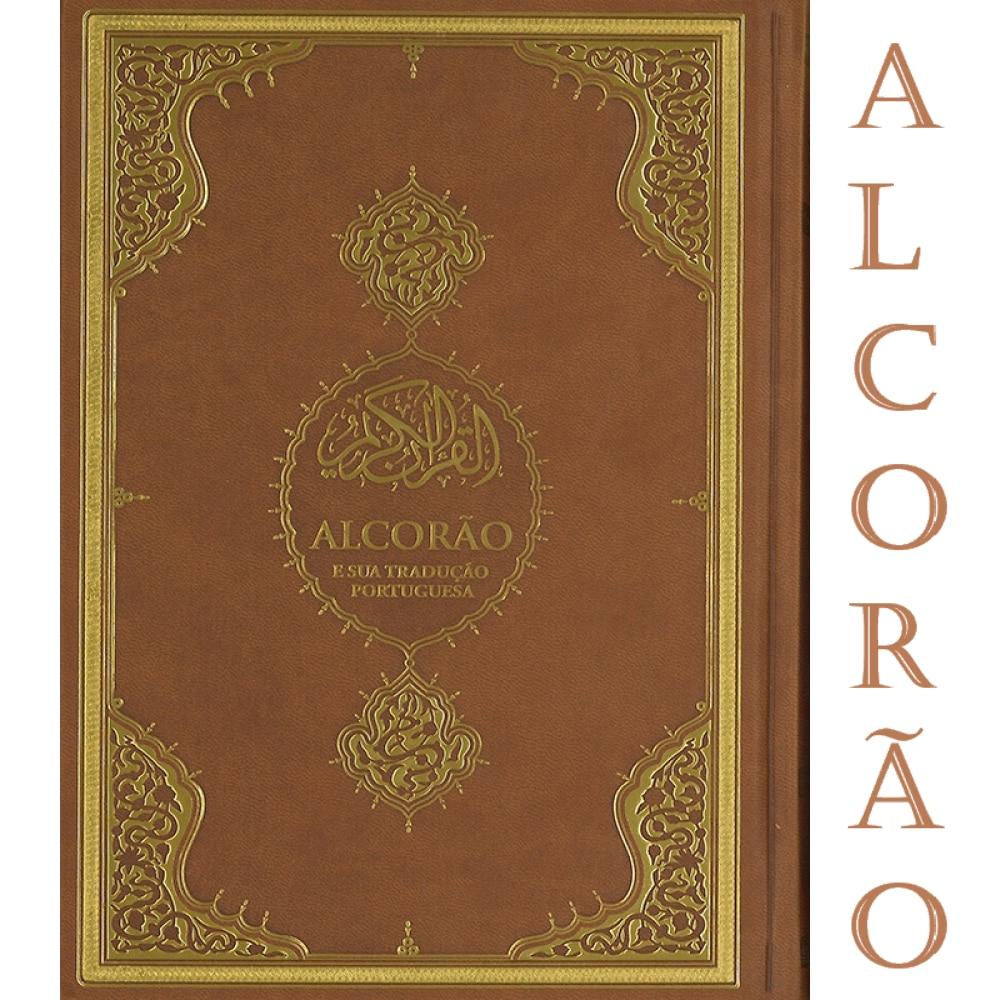 O Sagrado Alcorão E Seu Significado Livro Santo Do Religião Do Islão Alcorão in Portuguese Quran