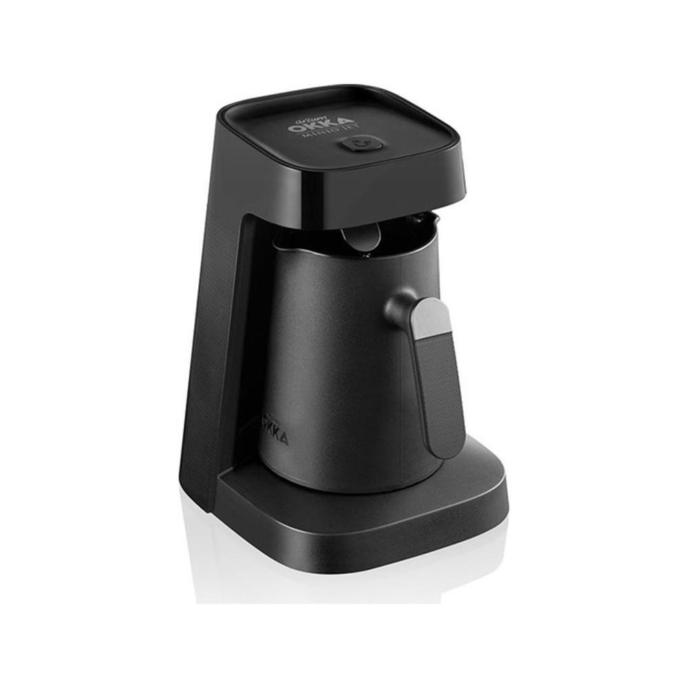 Automatic Turkish Coffee Machine 1 Pot 5 cup Sensor Detect and Alert System 400w Electric Coffee Maker Espresso Moka cappuccino