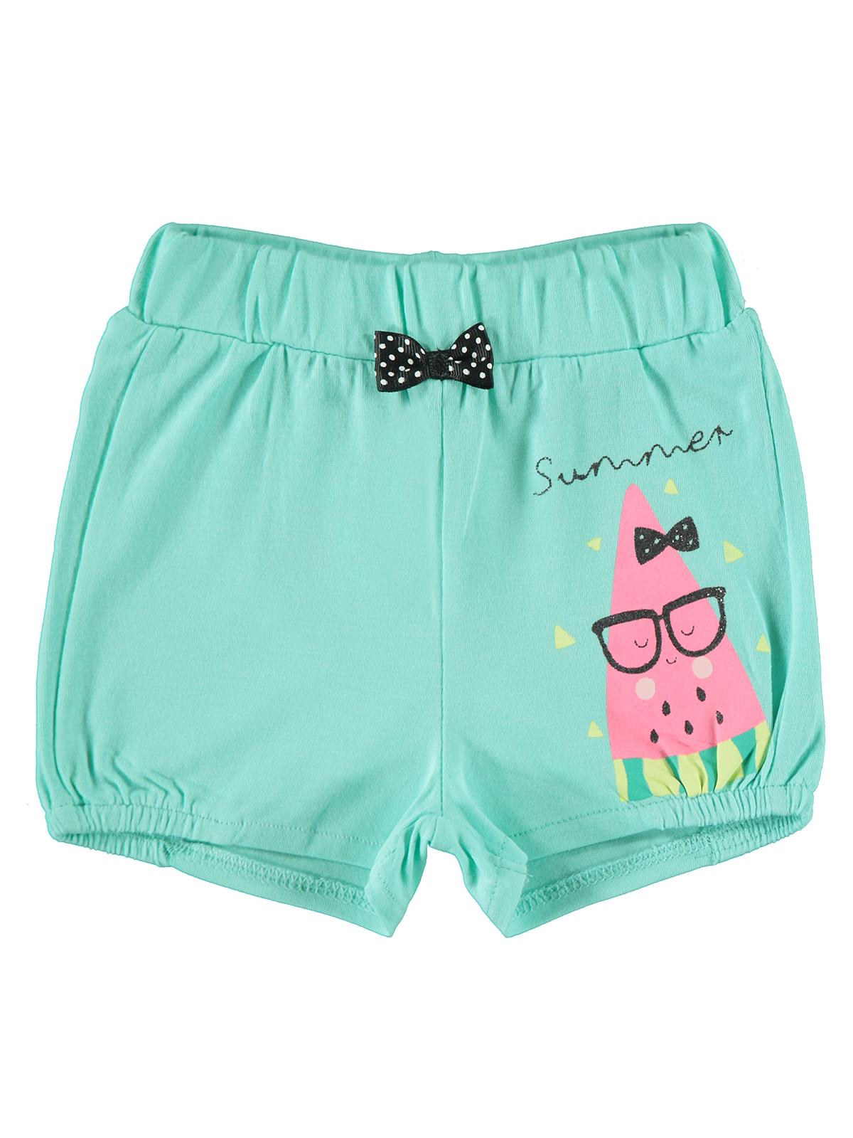 Summer Clothes Product Fashion Colorful Comfortable Stylish Civil Baby Girl Shorts 6-18 Months 38587 A839Y01