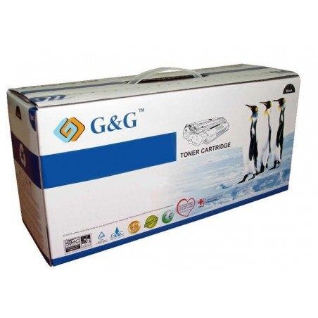 Compatible G&G DELL 3110 3115 MAGENTA CARTUCHO DE TONER 593-10172 8.000 Páginas
