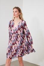 Vestido estampado Trendyol TWOAW21EL0263