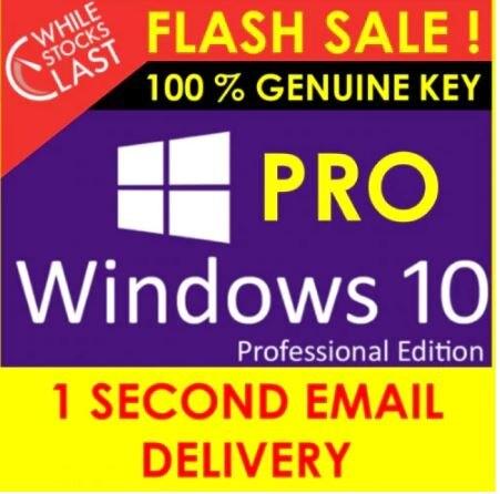 Win10 Pro key