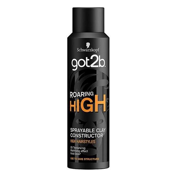Crema de Peinado GOT2B ROARING HIGH Schwarzkopf (150 ml)