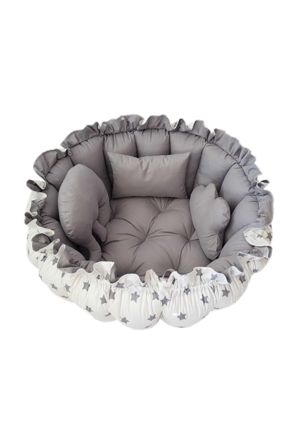 Babynest-Sleep And Play Mat Cotton Fabric-Коврик Babynest-Sleep And Play из хлопковой ткани enlarge