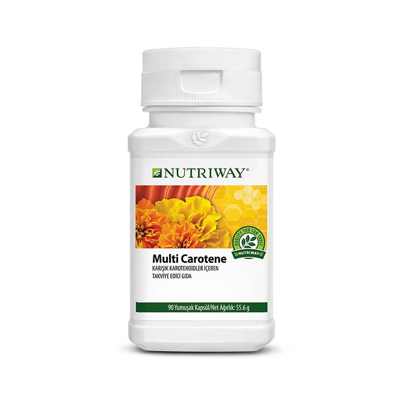 Multi-Carotene NUTRIWAY™ 90 Capsules