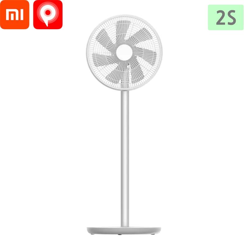 Xiaomi Smartmi Wireless Electric Fan 2S Wind Fan / DC Electric Fan New Type / Natural/ APP Remote Control / 2019 220V AC CE 25w / ZLBPLDS03ZM