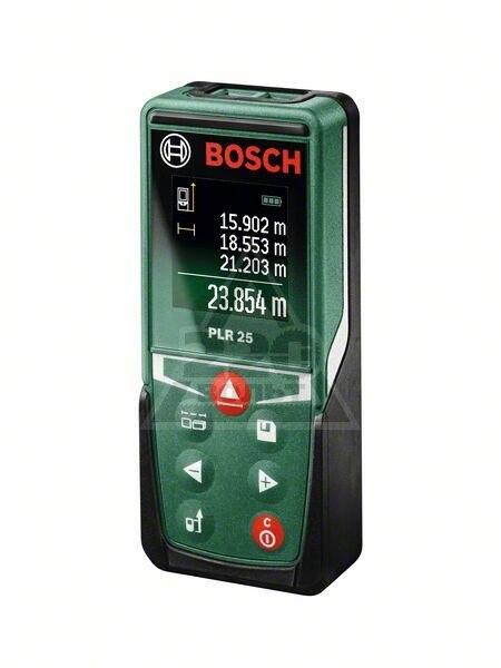 Buscador de alcance Bosch PLR 25 (nuevo)(0.603.672.521)
