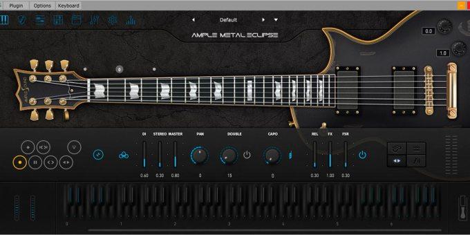 Ample Metal Eclipse v3-2-0 WiN-MAC