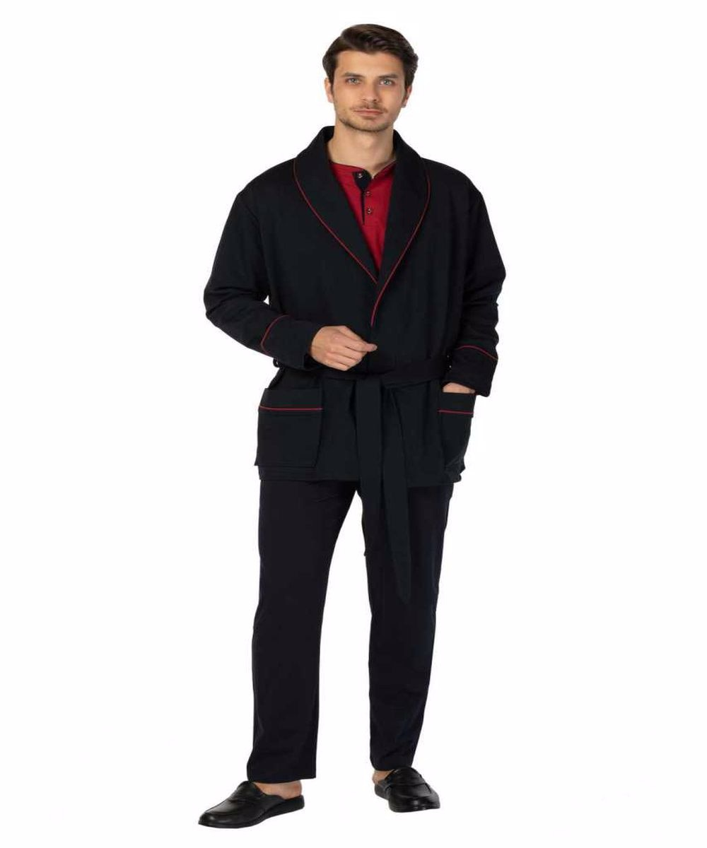 Mens Pajama Set 5 Pieces %100 Cotton High Quality Free Shipping From Turkey