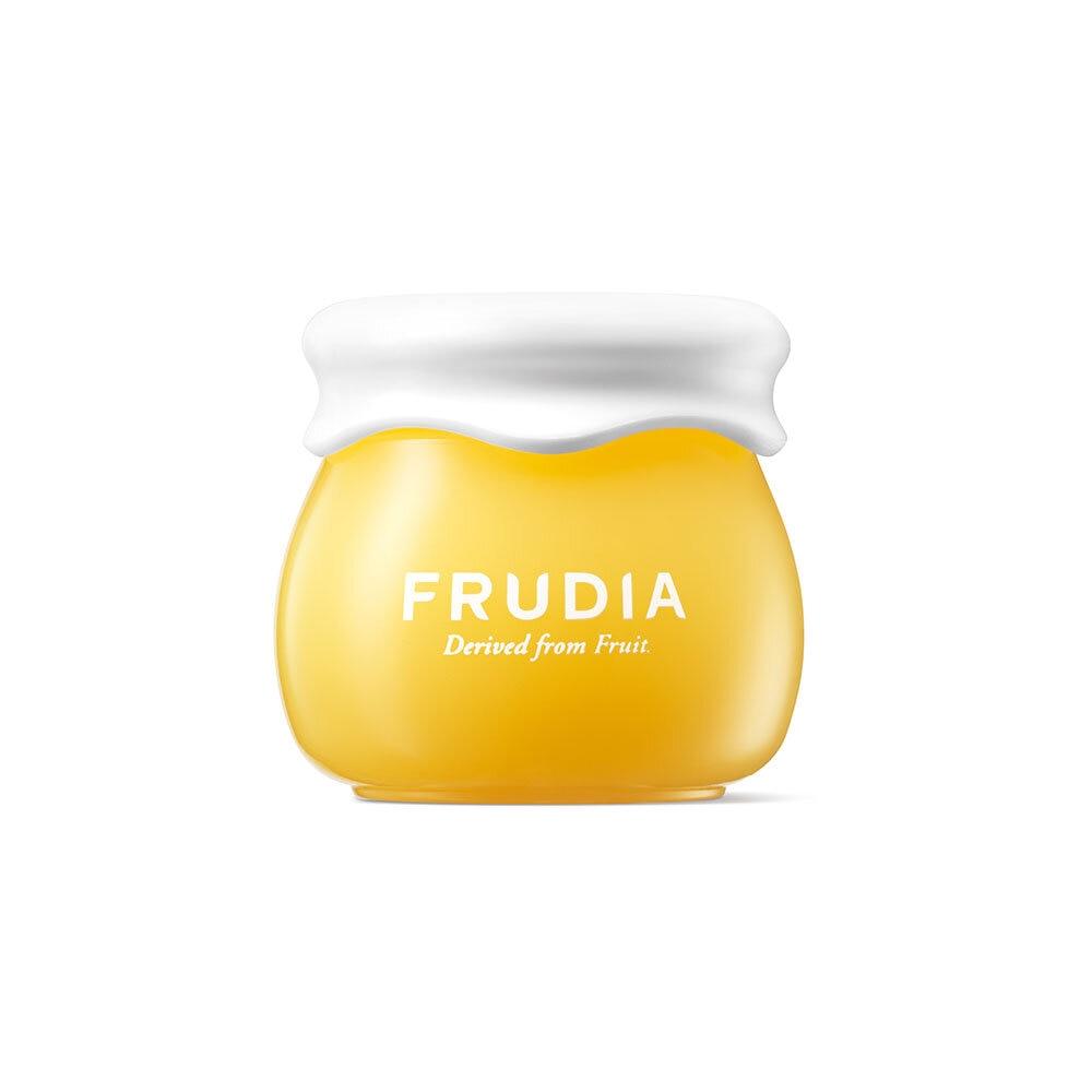 FRUDIA oficial [corea NO.1 crema Facial]-Frudia cítricos crema brillo [Mini] (cuidado de la piel de corea cosmética)