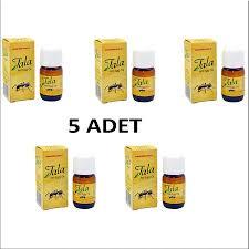 5 pcs %100 Original Tala Ant EGG OIL 5 X 20ml 0.7oz Natural Organic Hair Removal, reduction, eradicate. Permanent Hair Remova
