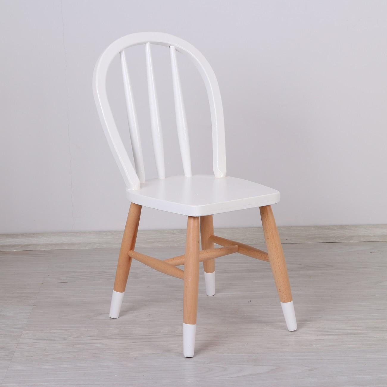 كرسي أطفال من الخشب الحقيقي عالي الجودة قابل للتخصيص-جودة عالية-تصميم مسجل لا يهزم