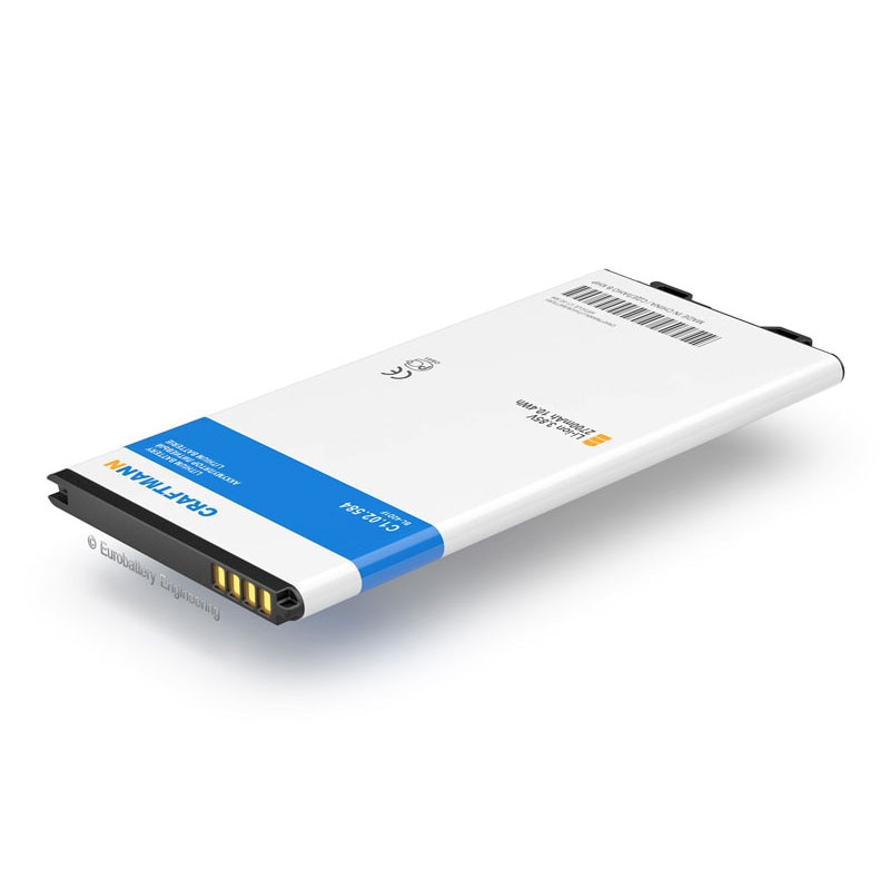 Craftmann Bateria (Li-ion, 2700mAh) para LG G5 DUAL H868/F700S/H850/H860N/SE H845 (BL-42D1F)