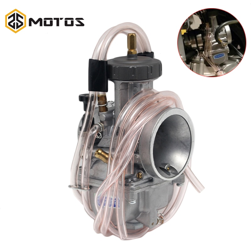ZS MOTOS 4T motor 33 34 35 36 38 40 42mm PWK Motorrad Vergaser Universal Verwendet UTV ATV für Honda KTM Suzuki Kawasaki
