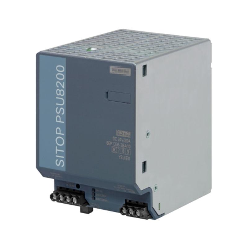 6EP3436-8SB00-0AY0 SITOP PSU8200 24 فولت/20 أمبير استقرت امدادات الطاقة المدخلات: 3 التيار المتناوب 400-500 فولت الإخراج: 24 فولت تيار مستمر/20 أمبير
