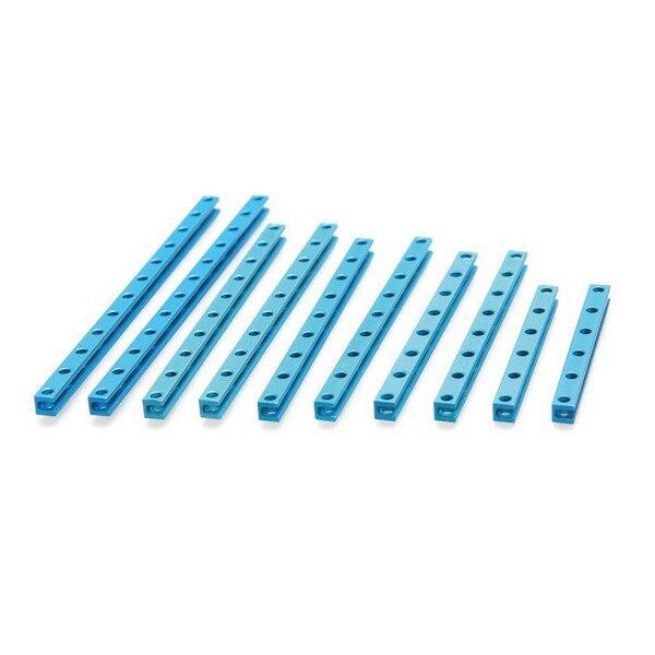Haces para construcciones de robótica Makeblock 0808 (10 uds)