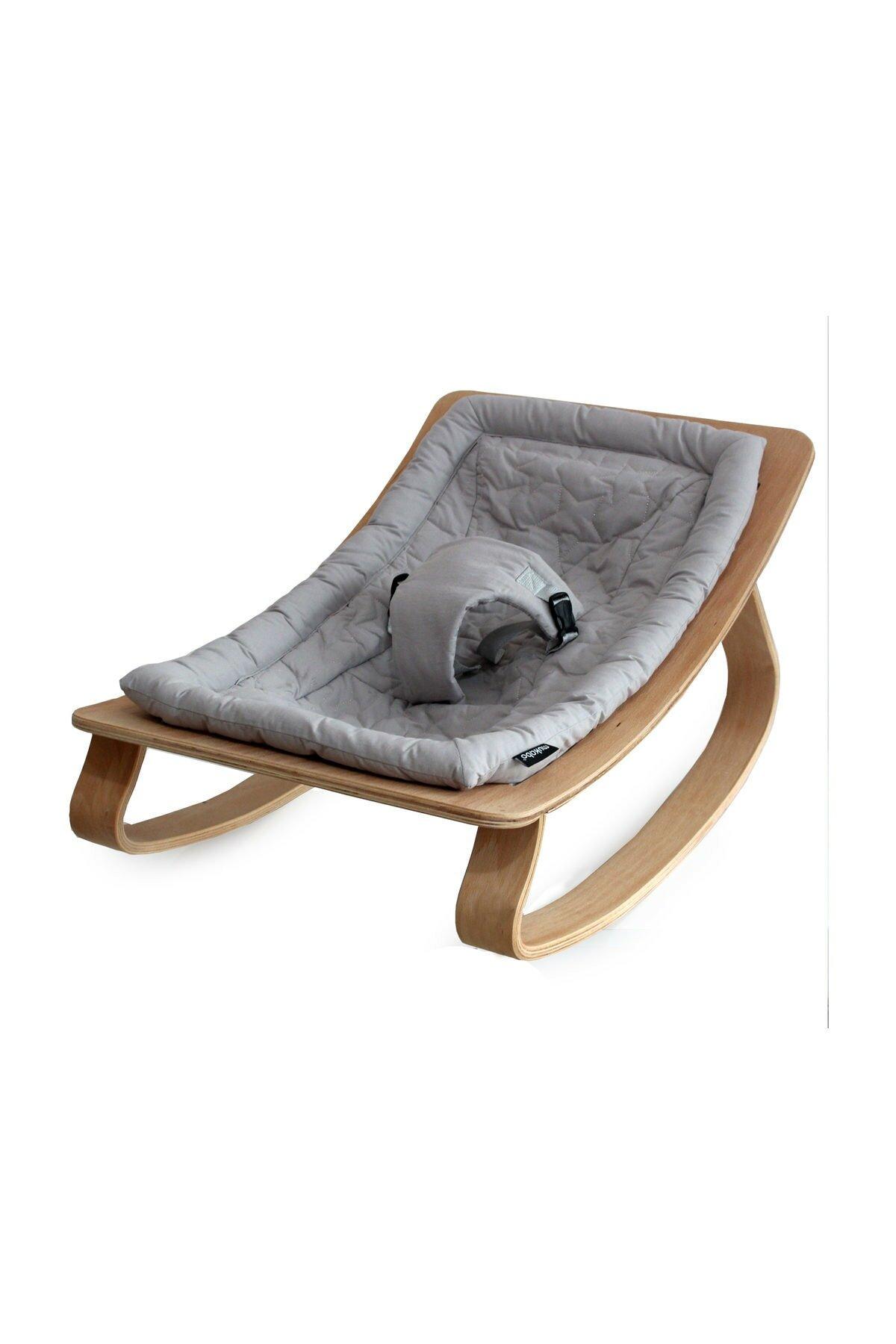 Кроватка-качалка из натурального дерева для детей, подвесная кровать-качели из натурального дерева, для новорожденных, гамак для детской ко...