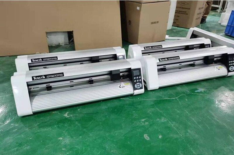 Teneth Cutter Plotter 1.6M Usb Driver T59L Vinyl Cutting Machine Contour Plotter