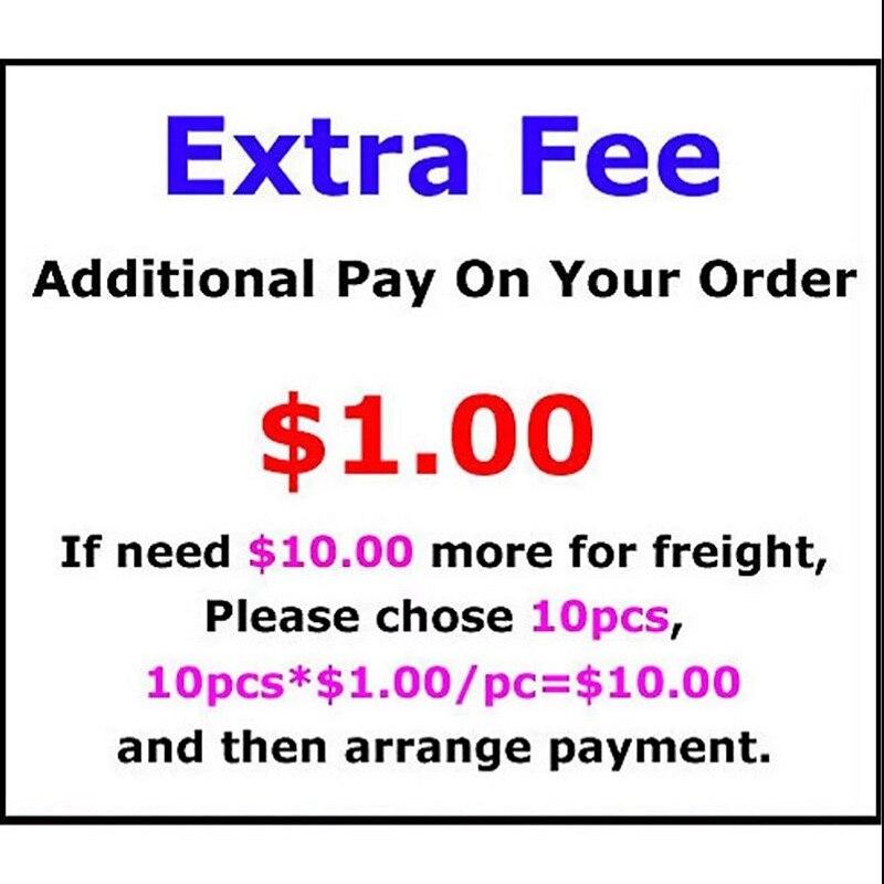 Дополнительная плата/стоимость только за остаток вашего заказа/стоимость доставки 01