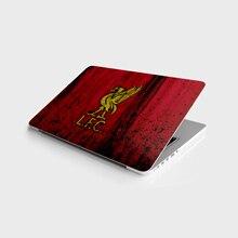 "Pegatina Master Liverpool 3 FC adhesivo Universal para ordenador portátil, pegatina de piel para 10 12 13 14 15,4 15,6 16 17 19 ""Inc, pegatina para portátil para Macbook,asus,Acer,Hp,Lenovo,Huawei,Dell, msi Apple, Compaq Toshiba"