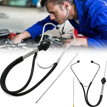 1PC Auto Stethoscope Car Engine Block Diagnostic Tool Cylinder Automotive Engine Hearing Tools For Car Professional Accessories