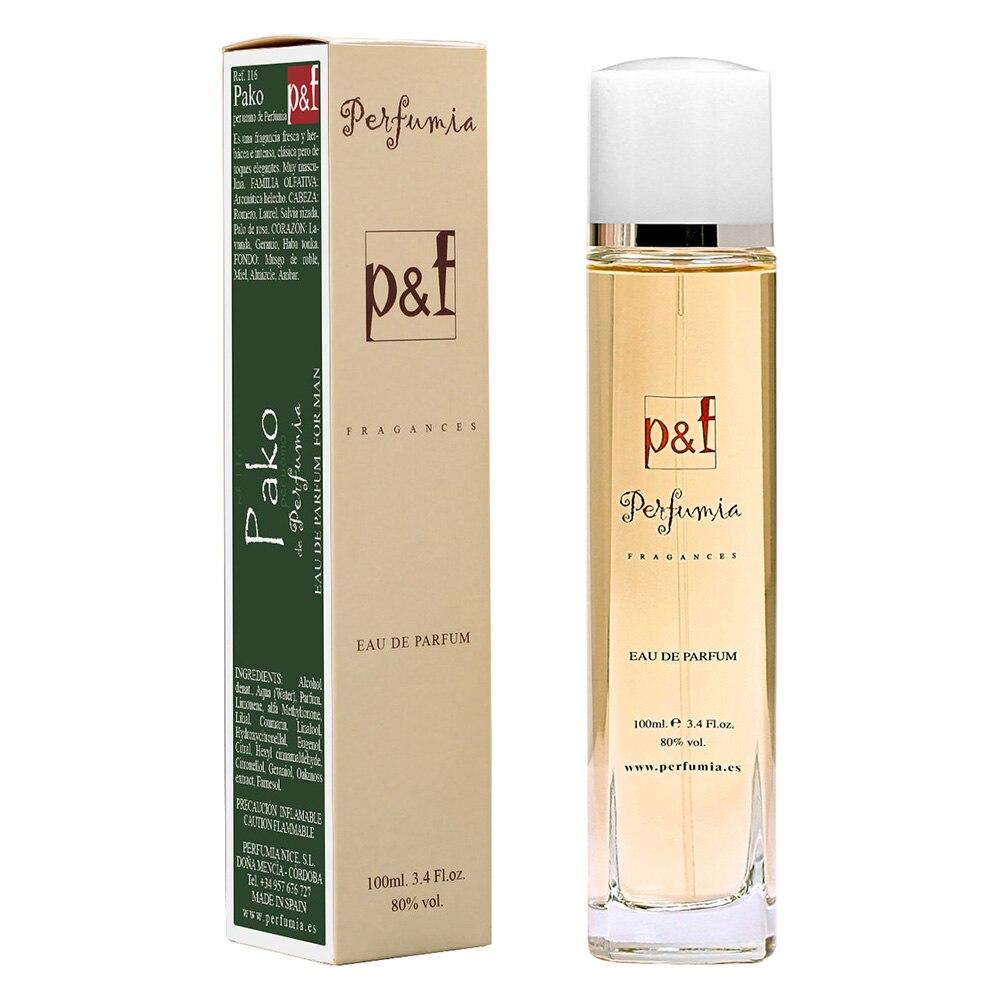 Perfume PAKO by p&f inspirado en PAK0 RABANNE pour Homme, Vaporizador, Agua de perfume hombre
