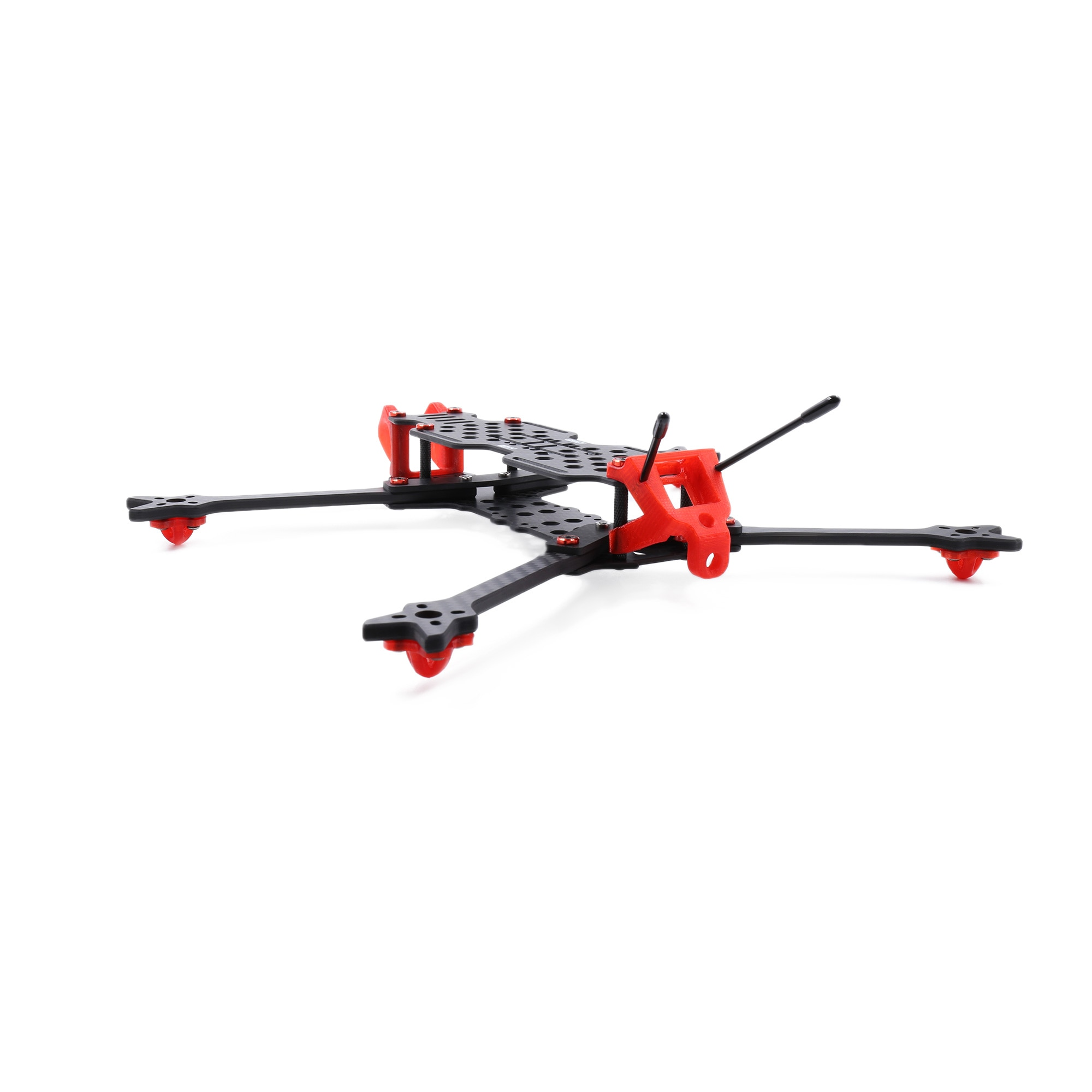 GEPRC GEP-LC7HD Frame Suitable For Crocodile7 HD Carbon Fiber Accessories For RC DIY FPV Quadcopter Drone Replacement Parts enlarge