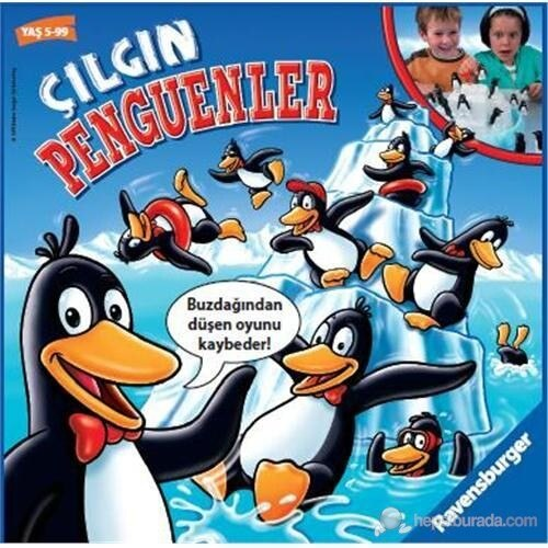 Ravensburger Çılgın Penguenler