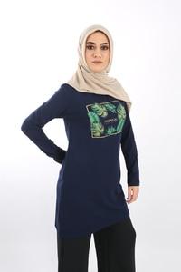 HIJAB Blouses Women's blouse Women's Tunic Muslim fashion 2021 Spring Hijab Tunic Casual Women Lace Tops Chic Blouses  Tunic