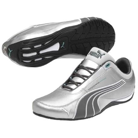 Ayakkabı Mercedes Drift kedi gri boyutu 42