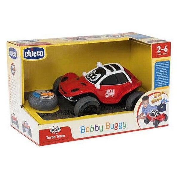 Vehículo Radio Control Bobby Buggy Chicco Rojo