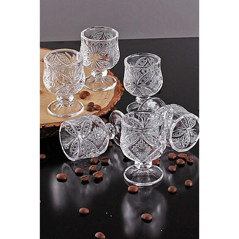 Set of Hera 6 coffee side mug mini set, coffee cup sets, coffee cup pad
