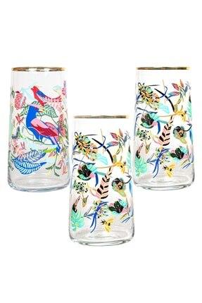 Rio beber vaso de agua стаканы de vidrio 3 uds стакан очки...