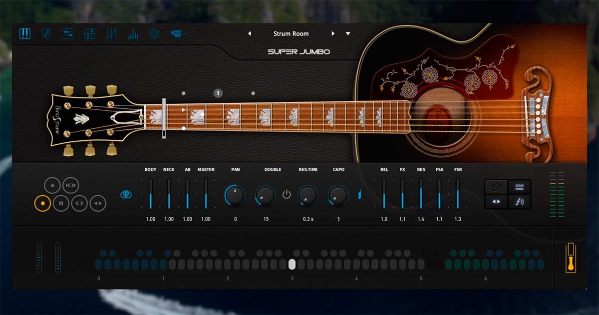 Ample Guitar SJ v3.2.0 VST-VST3-AAX-AU For WIN & MAC