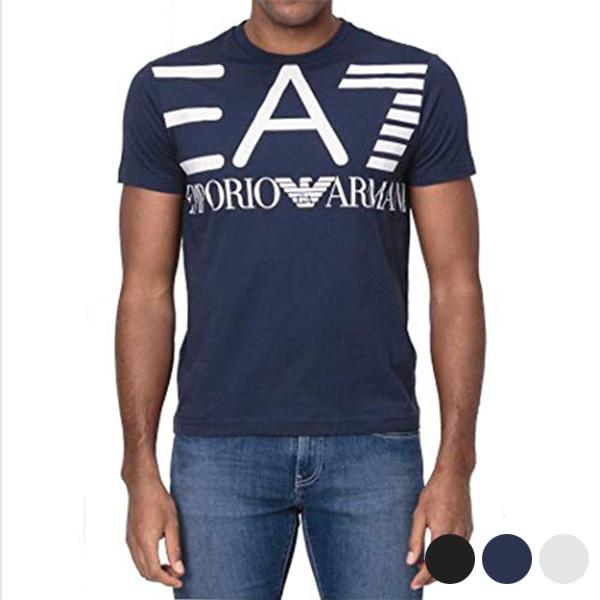 Men's Short Sleeve T-Shirt Armani Jeans 3GPT06