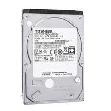 Toshiba 500 Гб 1 ТБ 2 ТБ HDD ноутбук 2,5 SATA III HD ноутбук 500G 1T 2T внутренний жесткий диск 2,5