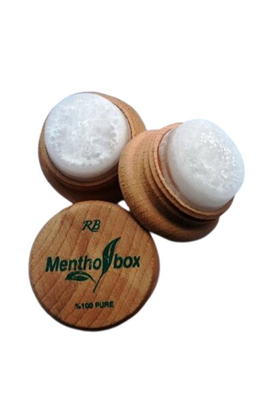 Menthol Migraine Stone massage Spa Stone 7 for migraine headache of miracle 100 natural product notebook stone by stone a6 100 100