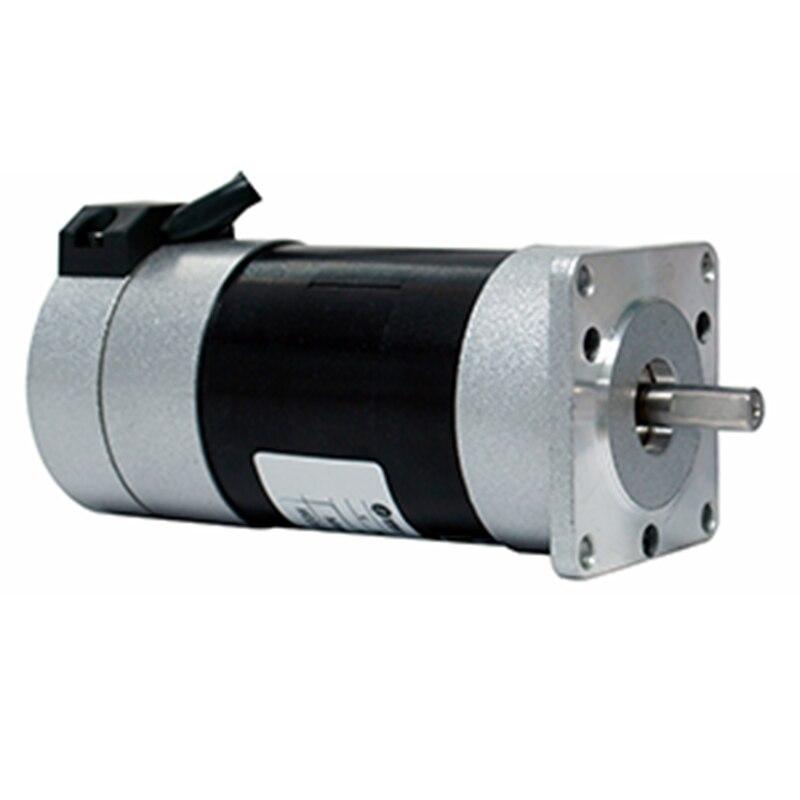 Leadshine BLM57025 nema 23 25 واط فرش العاصمة محرك سيرفو التشفير الإضافي
