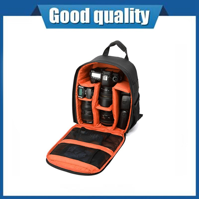 Waterproof Multi-functional DSLR Camera Video Bag for SLR Camera Lens Outdoor Bag Photography Accessories for Canon Nikon Sony