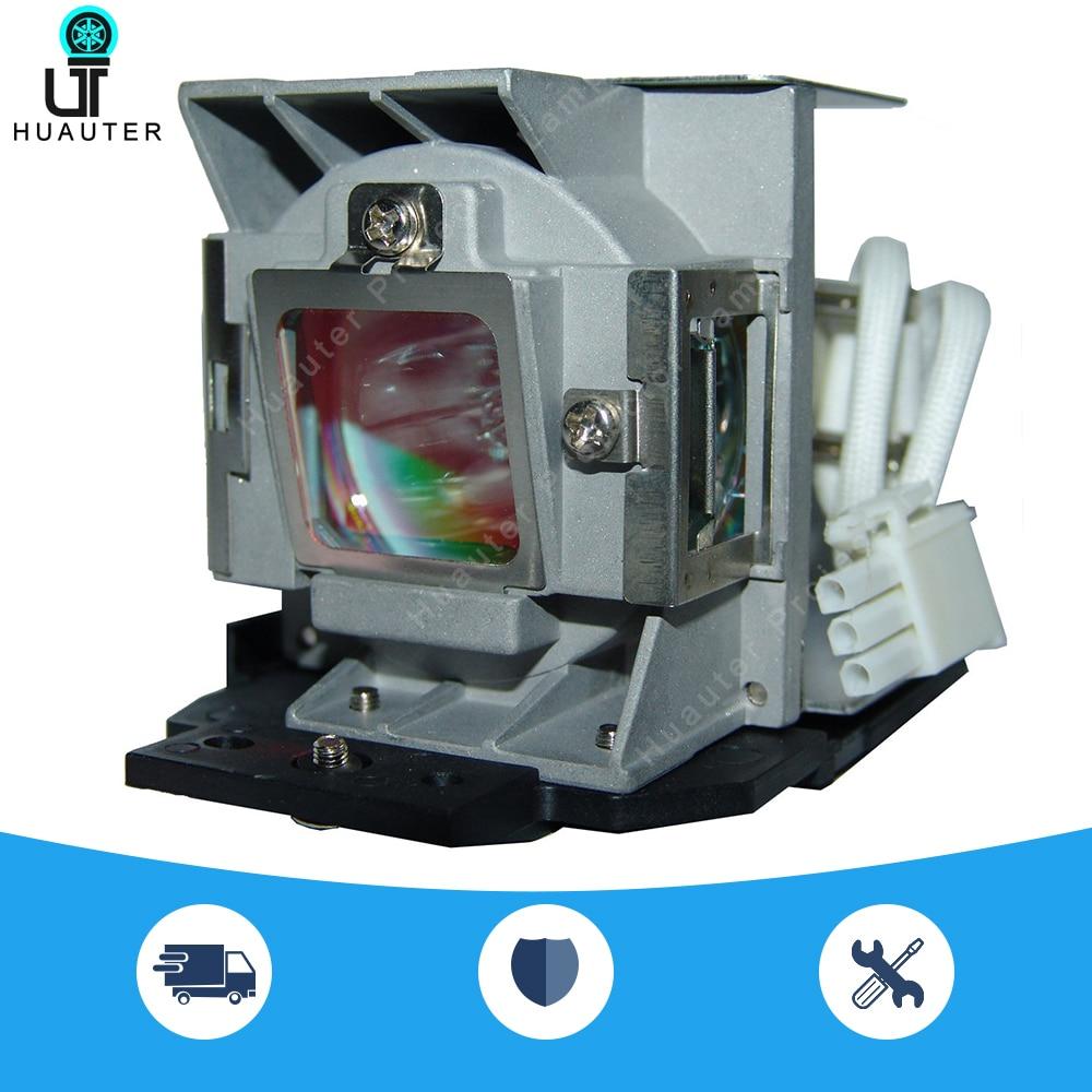 Лампа для проектора 5J. J3a05001 для BENQ MW881UST MX712UST MX880UST с корпусом, бесплатная доставка