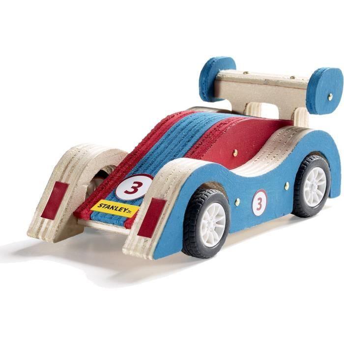 BSM - Maqueta de coche deportivo con retroferction
