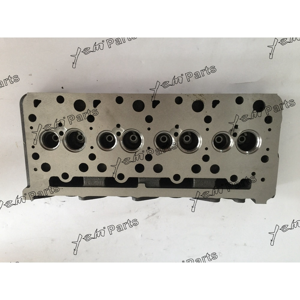Para kubota engine V2203 montaje de cabezal de cilindro con junta de cabeza tipo antiguo